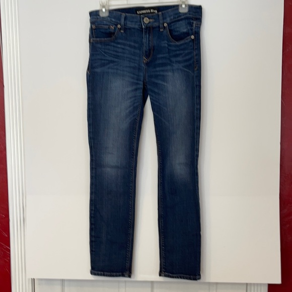 EXPRESS MID-RISE SKINNY JEANS Size 6S